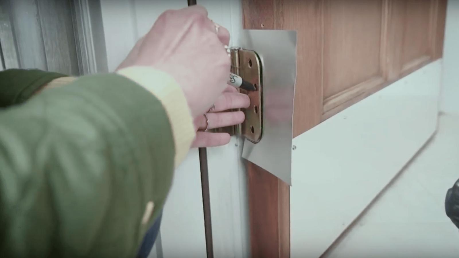 smart lock installation, easy home repairs