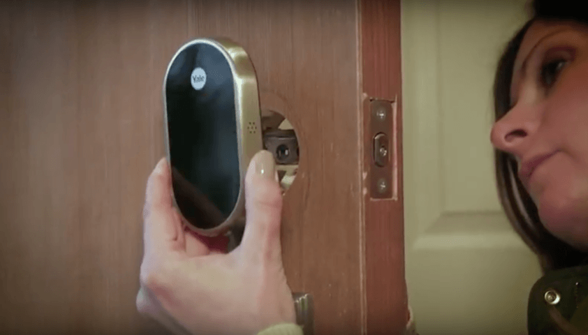 Installing a New Smart Lock