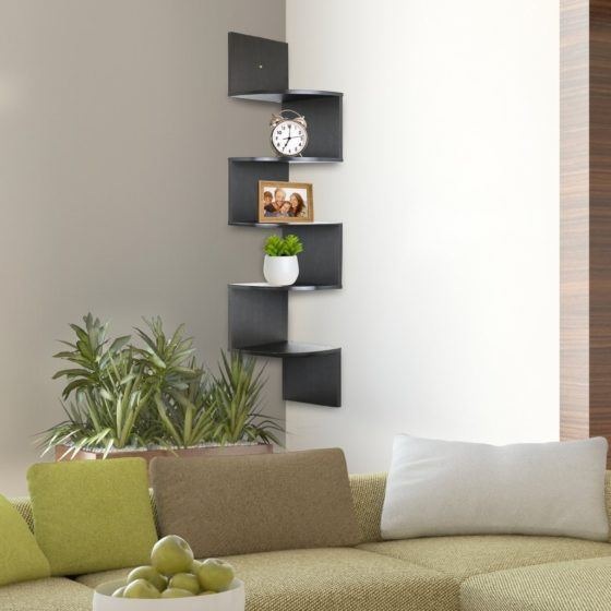 Living Room Sorage Organization