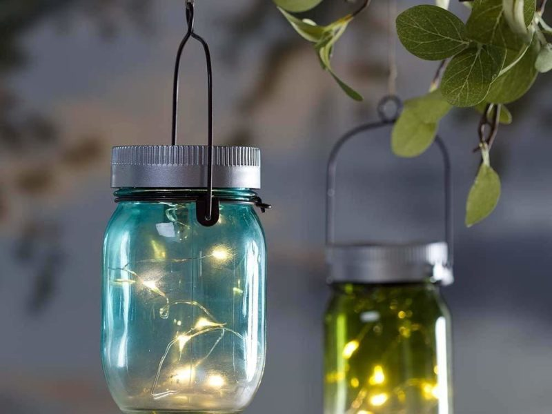 4 Ideas For Diy Lighting Repurpose Bottles And Cans Into Outdoor Decor The Money Pit