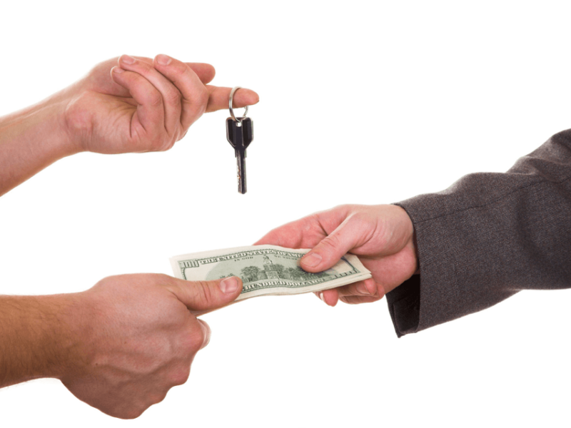 real estate commission,security deposit, security deposit return, security deposit refund