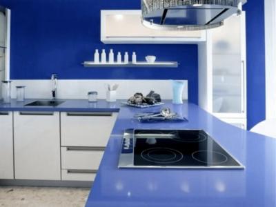 easy clean kitchen countertop
