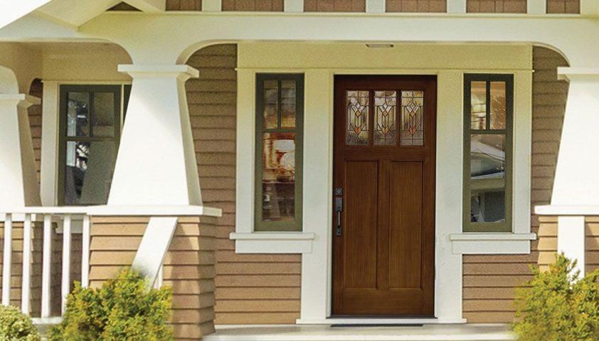 entry-doors-classic-craft-oak-therma-tru-8-fiberglass-with-with-regard-to-fiberglass-exterior-doors