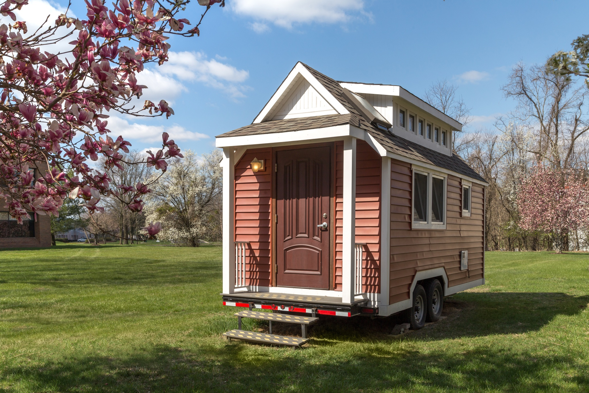 tiny house, mini house design