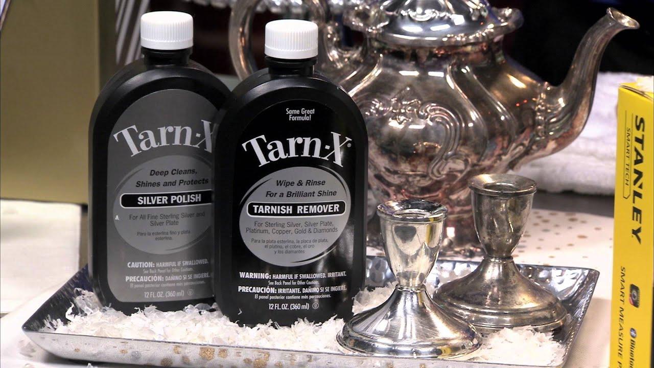 Tarn-X, Silver polish, tarnish remover