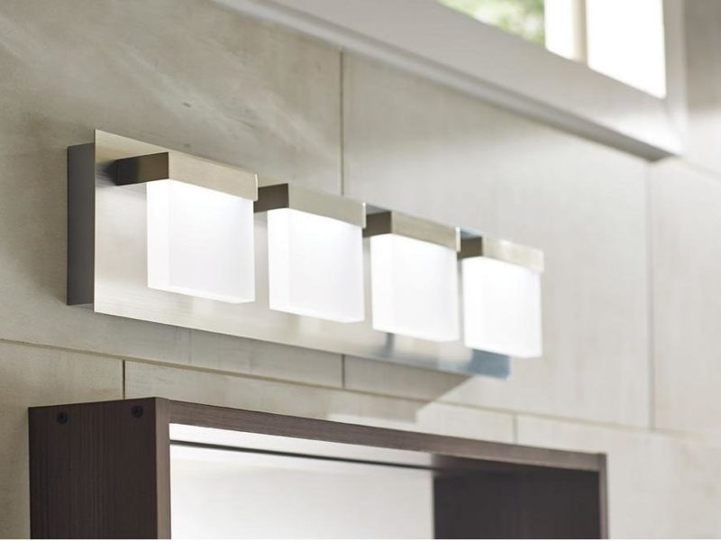 Integrated Led Light Fixtures