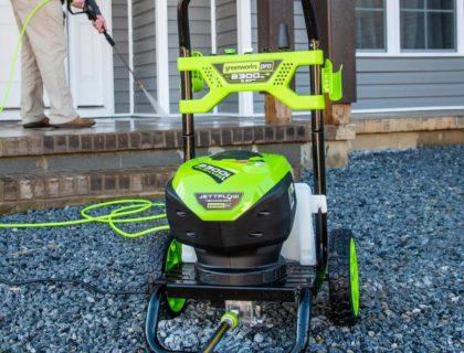 Greenworks Pressure Washer 2300