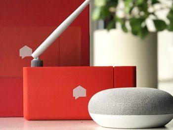 Sense Home Energy Monitor on Counter