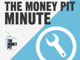Money Pit Minute Podcast Logo