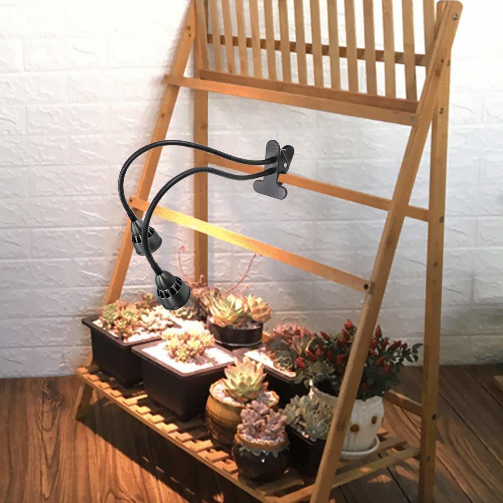 Grow lights for indoor garden