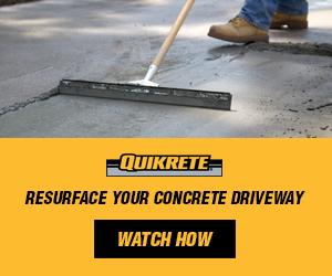 ReCap Concrete Resurfacer