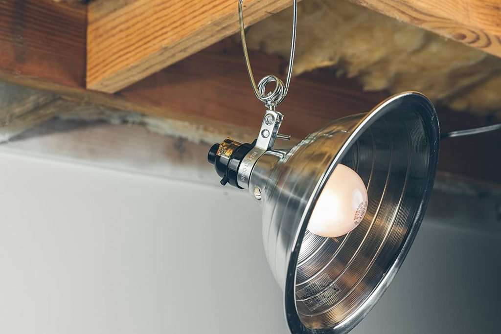 Utility Clamp Light