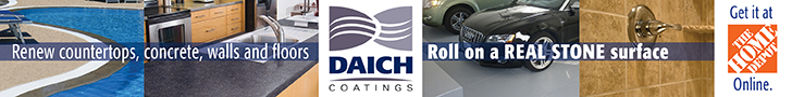 DAICH is the Official Coatings Partner of The Money Pit