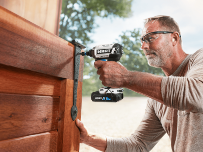 HART 20-Volt Cordless Brushless Drill and Impact Combo Kit