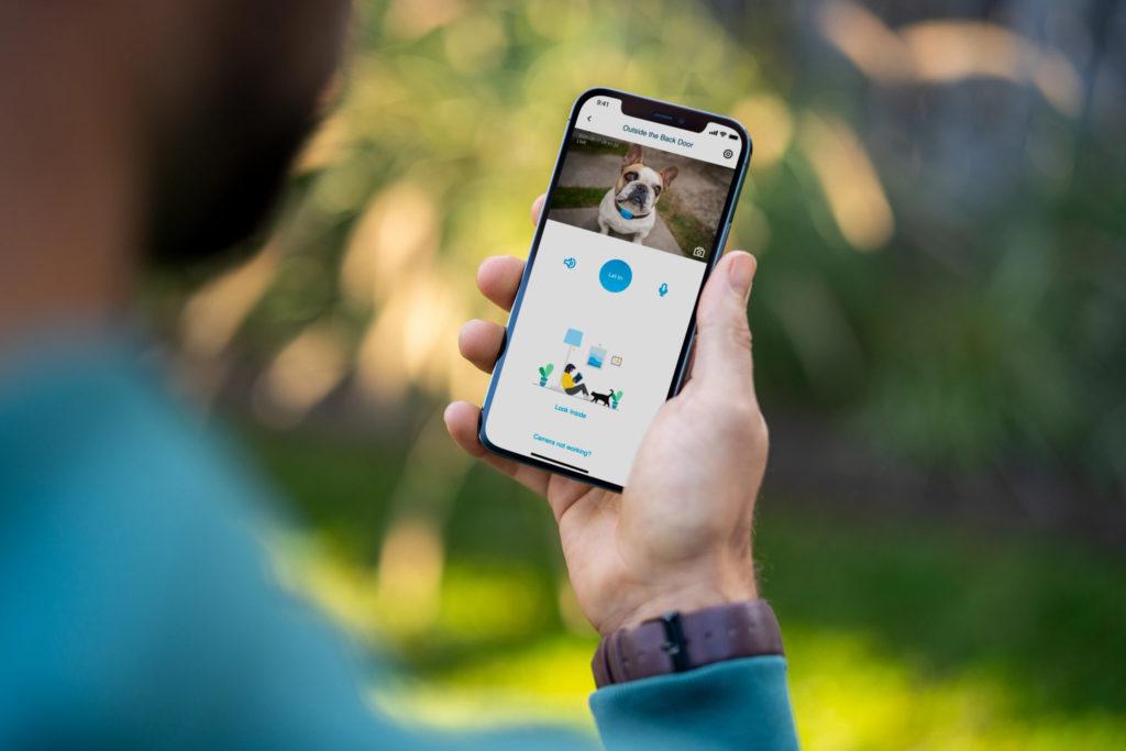 MyQ Pet Portal App