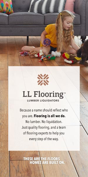 LL Flooring - Becasue a name should reflect who you are. Flooring is all we do. No lumber. No liquidation.