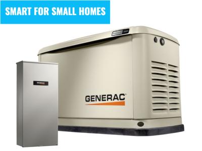 Generac 10KW Backup Generator