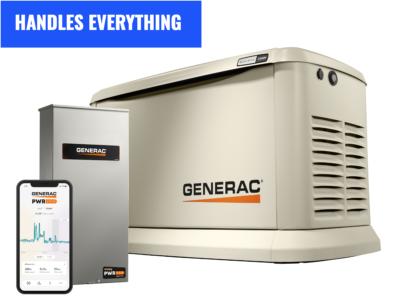 Generac 24KW Backup Generator