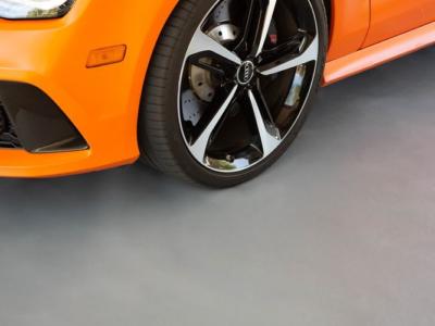gray textured garage floor rolls